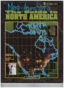 Neo-Anarchist's Guide to North America by Tom Dowd