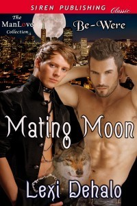 Mating Moon (Be-Were #1)
