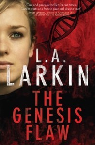 The Genesis Flaw by L.A. Larkin
