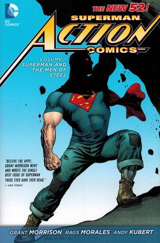 Action Comics, Vol. 1 by Grant Morrison