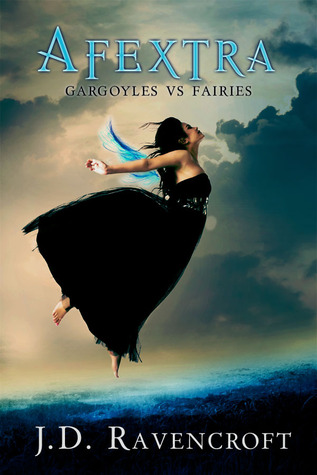 Afextra (Gargoyles vs. Fairies, #1)