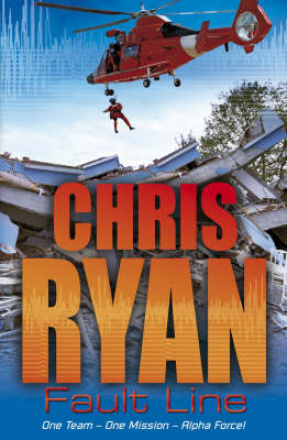 Fault Line by Chris Ryan