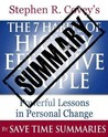 Chapter-by-Chapter Summary: The 7 Habits of Highly Effective People -- Stephen Covey