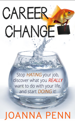 Career Change by J.F. Penn