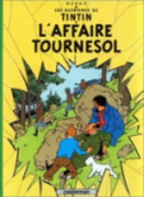 L'affaire Tournesol by Hergé