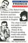 Babel Guide to French Fiction in Translation (Good Book Guide (Boulevard (Firm)).)