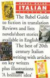 The Babel Guide to Italian Fiction (in English Translation