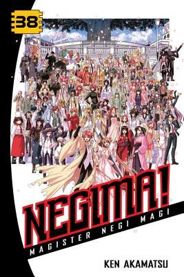 Negima! 38
