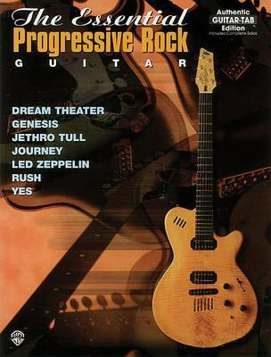 The Essential Progressive Rock Guitar