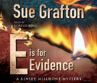 E is for Evidence (Kinsey Millhone Mystery)