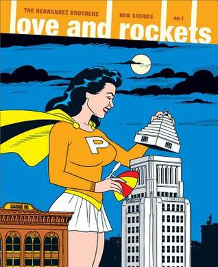 Love and Rockets by Gilbert Hernández