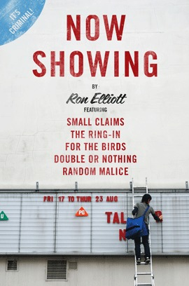 Now Showing by Ron Elliott