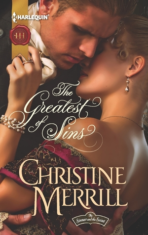 The Greatest of Sins by Christine Merrill