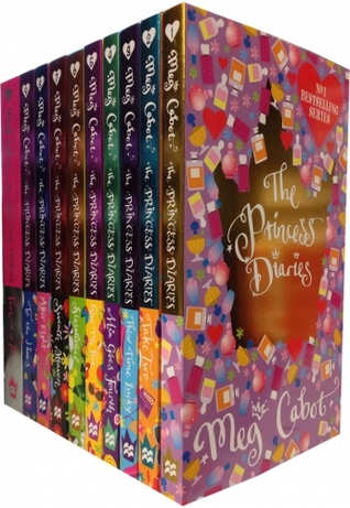 The Princess Diaries series - Meg Cabot  epub download and pdf download
