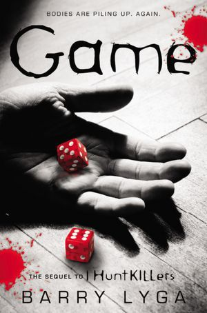 Game (Jasper Dent, #2)