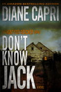 Don't Know Jack (The Hunt For Reacher) - Diane Capri