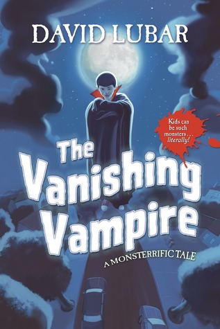 The Vanishing Vampire: A Monsterrific Tale