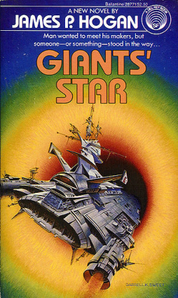 Giants' Star by James P. Hogan
