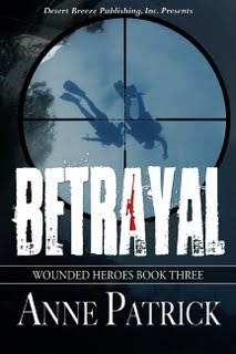 Betrayal (Wounded Heroes #3)