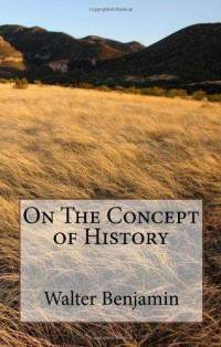 Free download On the Concept of History ePub