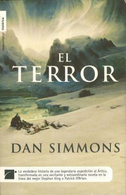 El Terror by Dan Simmons