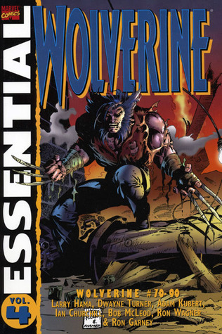 Essential Wolverine, Vol. 4 by Larry Hama