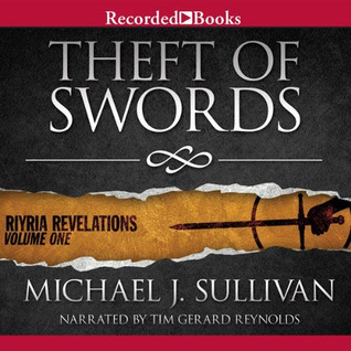 Download free Theft of Swords (The Riyria Revelations #1-2) ePub