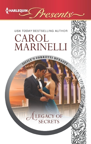 A Legacy of Secrets (Sicily's Corretti Dynasty, #1)