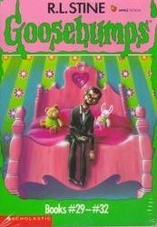 Goosebumps Boxed Set, Books 29- 32 by R.L. Stine