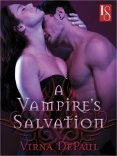 17304704 Mel reviews A Vampires Salvation (Beyond Human #1) by Virna DePaul