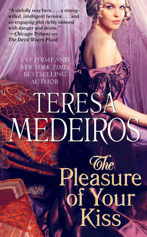The Pleasure of Your Kiss (Burke Brothers, #1)