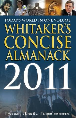 Whitaker's Concise Almanack 2011 by A & C Black