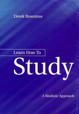 Amazon.com: LEARN HOW TO STUDY: Developing the study ...