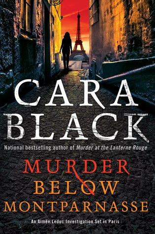 Murder Below Montparnasse  (Aimee Leduc Investigations #13)