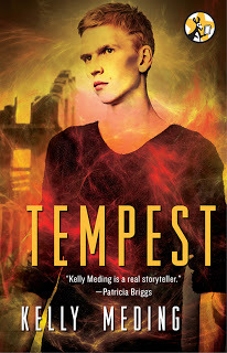 Tempest by Kelly Meding