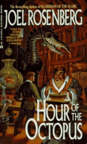 Hour of the Octopus (D'Shai, #2)