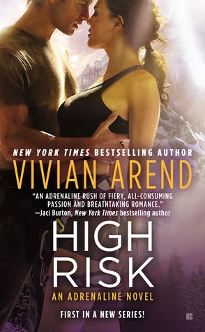 High Risk (Adrenaline Search &amp; Rescue, #1)