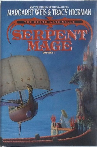 Serpent Mage The Death Gate Cycle 4