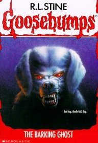 The Barking Ghost by R.L. Stine