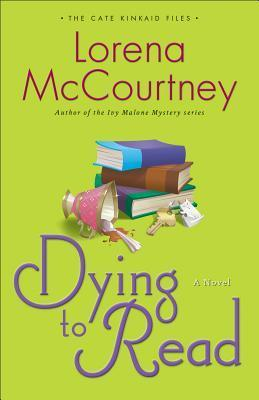 Dying to Read (The Cate Kinkaid Files, #1)