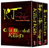 Cold Blooded Killers Boxed Set by R.J. Parker