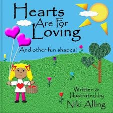 Hearts Are For Loving by Niki Alling