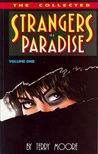 The Collected Strangers in Paradise, Volume 1