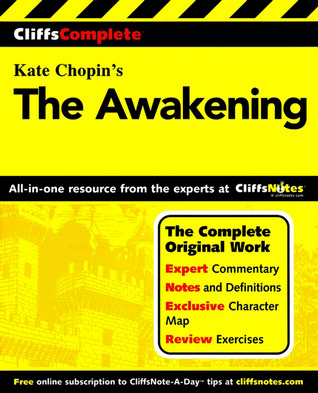 CliffsComplete Kate Chopin's The Awakening by Kate Chopin