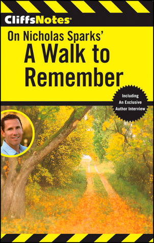an analysis of a walk to remember by nicholas sparks Editions for a walk to remember: 0446693804 (paperback published in 2004), 0446608955 (mass market paperback published in 2000), (kindle edition publishe.