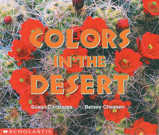 Colors In The Desert (Science Emergent Reader)