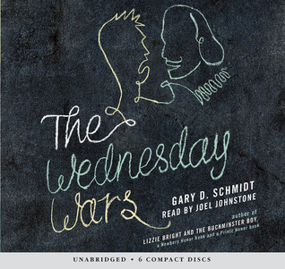 The Wednesday Wars - Audio Library Edition by Gary D. Schmidt