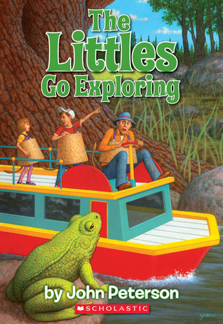 The Littles Go Exploring