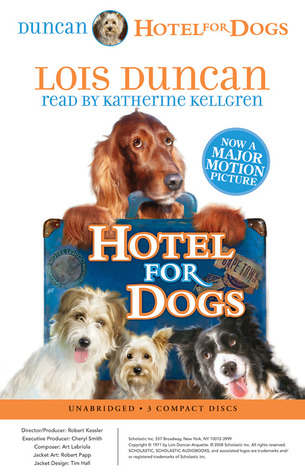 Hotel For Dogs - Audio