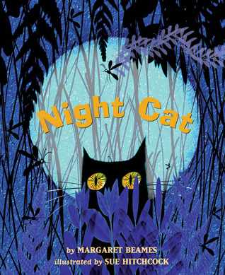 Night Cat by Margaret Beames